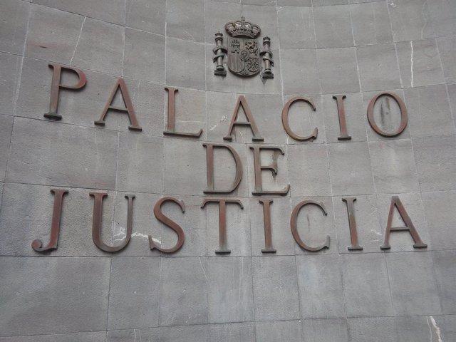 Archivo - Arxiu - Palau de Justícia de Santa Cruz de Tenerife