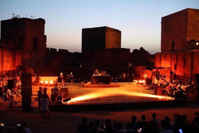 El Castillo de Alcalá de Guadaíra, en una imagen de archivo.