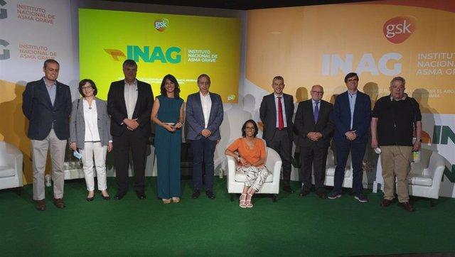 Nace el Instituto Nacional de Asma Grave (INAG), un proyecto impulsado por GSK con el objetivo de contribuir a la mejora en el abordaje de los pacientes con asma grave