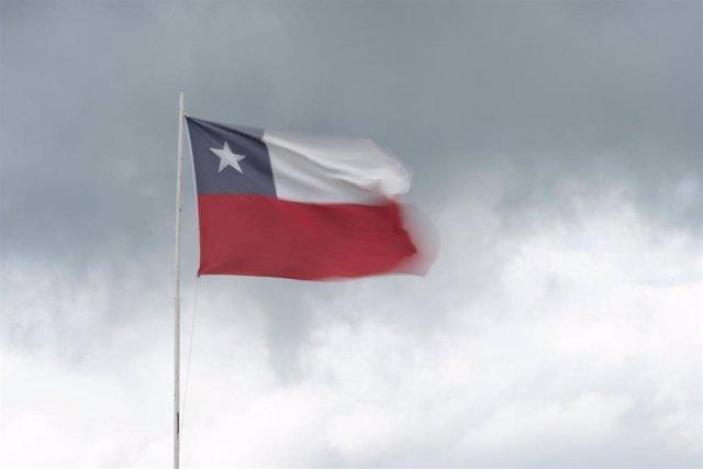 Archivo - Bandera de Chile
