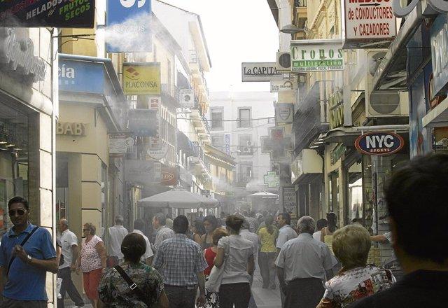 Archivo - Microclima de Mérida, en una imagen de archivo.