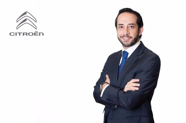 Fabián Rodríguez López, nuevo director de Marketing de Citroën en España.