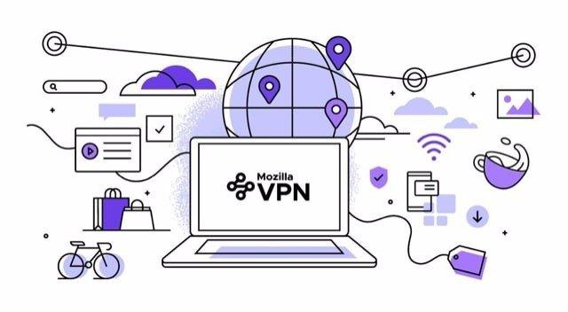 Mozilla VPN.