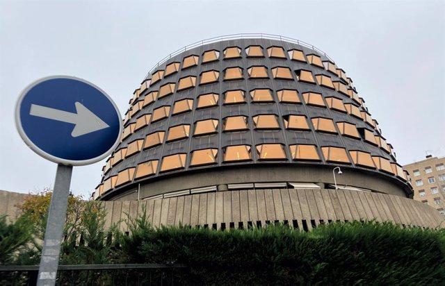Archivo - Arxiu - Seu del Tribunal Constitucional