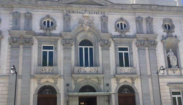 Archivo - La fachada del TS