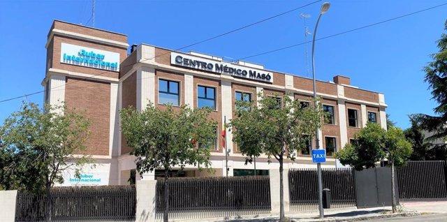 Archivo - Ruber Internacional Centro Médico Masó.