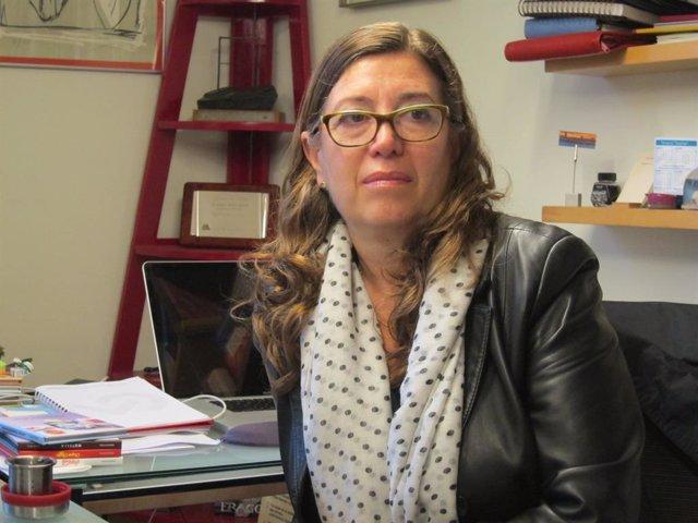 Archivo - Arxiu - L'editora Blanca Rosa Roca