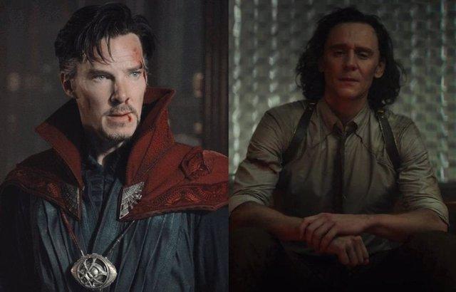 Loki estará en Doctor Strange in the Multiverse of Madness