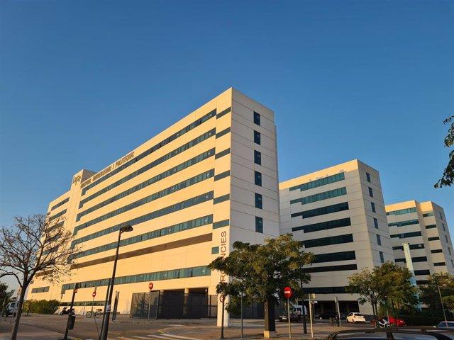 Archivo - Hospital La Fe de València (archivo)