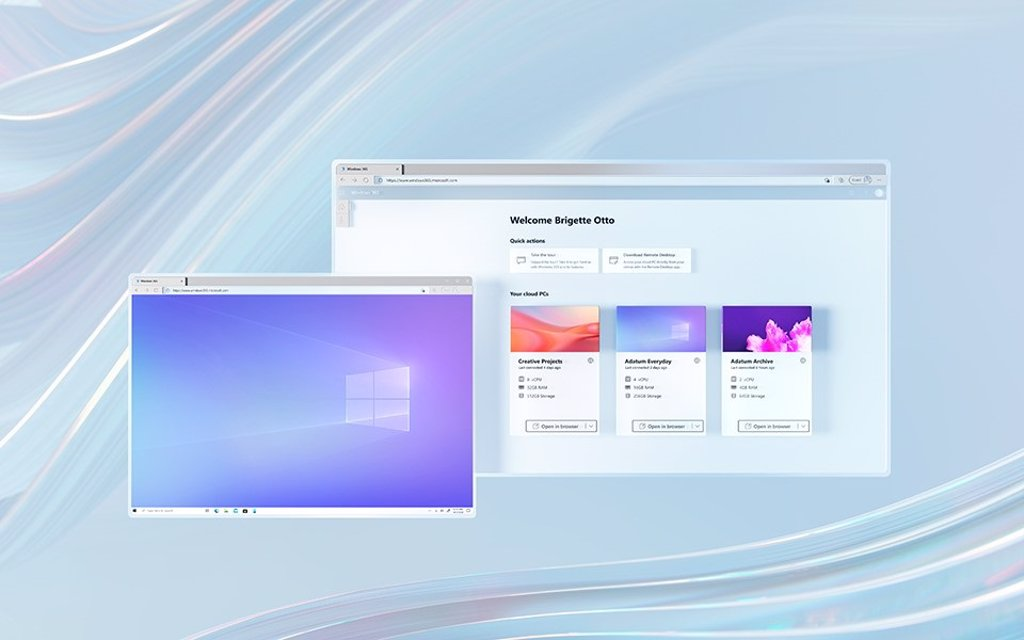 Windows 365 brings your PC to the cloud for hybrid work