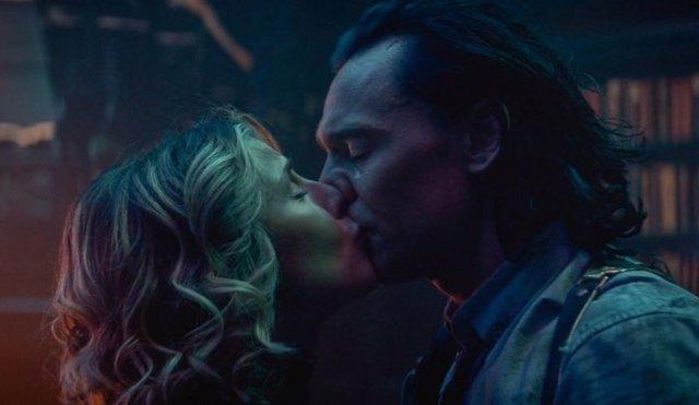 """El beso de Loki y Sylvie escandaliza a los fans de Marvel: """"¡Es peor que el incesto!"""""""