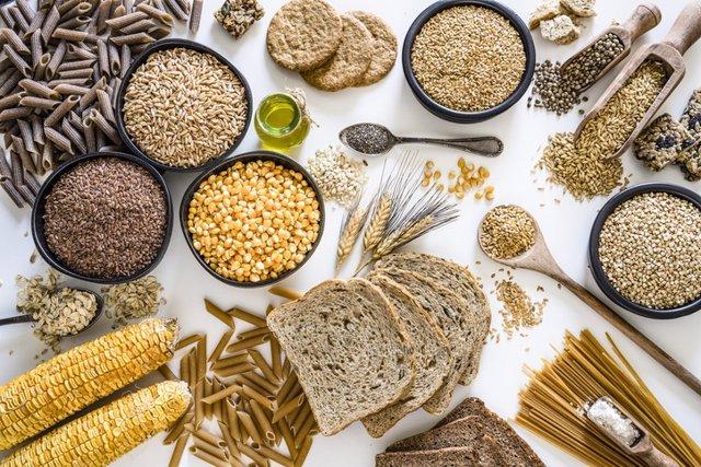 Archivo - Cereales integrales.