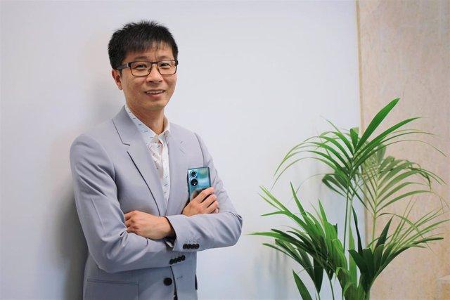 Kenny Li, director general de Honor España.