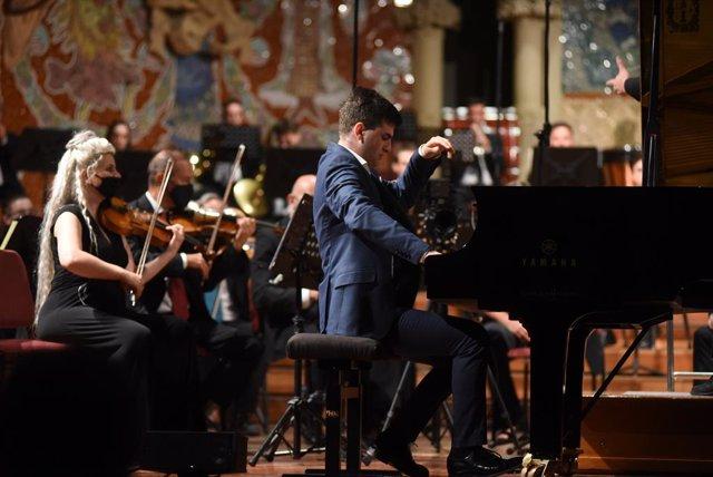 El pianista georgià Sandro Gegechkori guanya el Concurs Maria Canals