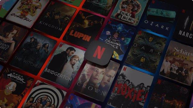 Archivo - Series de Netflix