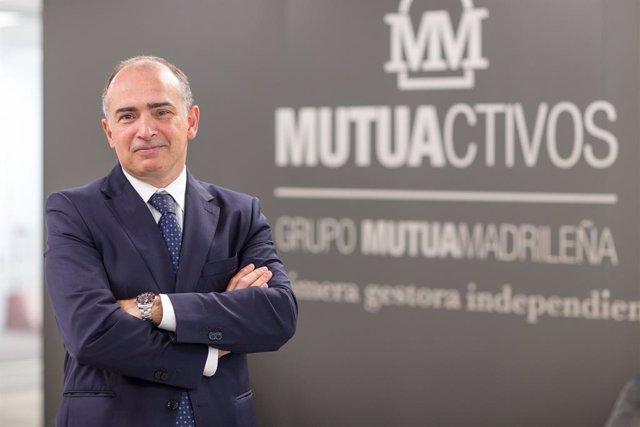 Archivo - El director de inversiones de Mutuactivos, Emilio Ortiz.