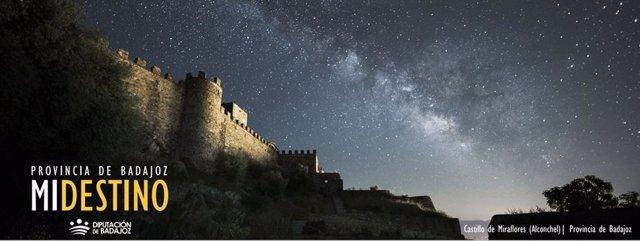 Castillo de Miraflores de Alconchel