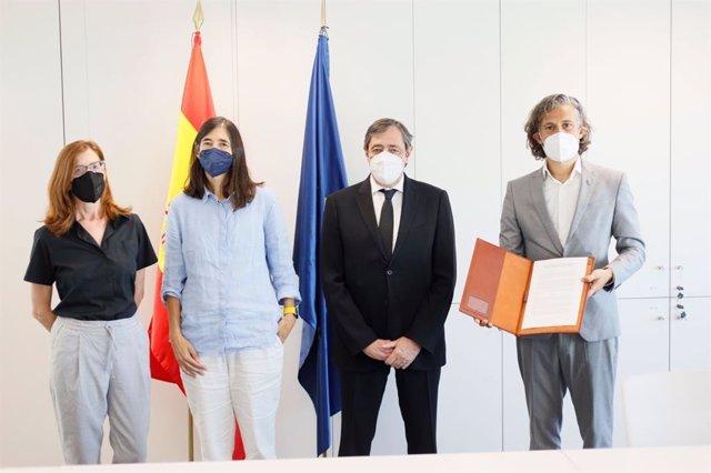 El CNIO colabora con la Fundación Franz Weber para fomentar alternativas al uso de animales en investigación.