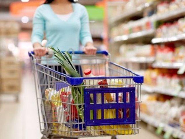 La cesta de la compra se ha modificado en el último mes
