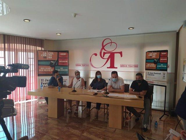 El II Jazz Festival Cáceres ofrece cinco conciertos y un pasacalles entre el 4 y el 7 de agosto