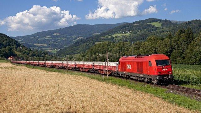 Ferrocarril OBB