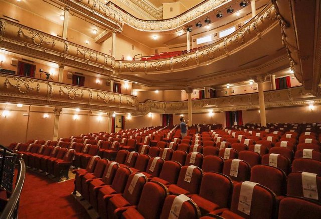 Gran Teatro de Huelva.