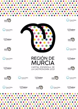 La Región de Murcia, capital española de la  gastronomía 2021