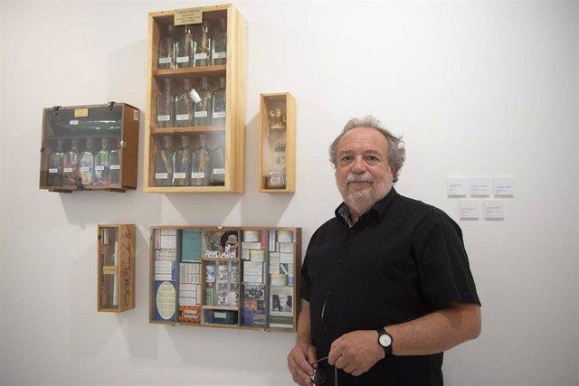 Presentación de la exposición 'Ensamblajes. Encajar la vida o la vida en cajas'.