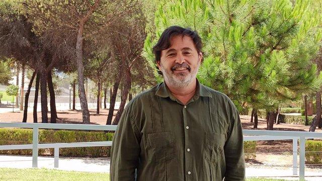 Óscar Toro, doctor en Comunicación por la Universidad de Huelva (UHU).