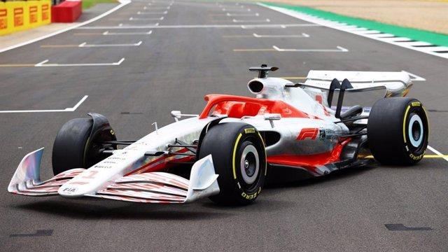 Nuevo coche de la Fórmula 1 para 2022