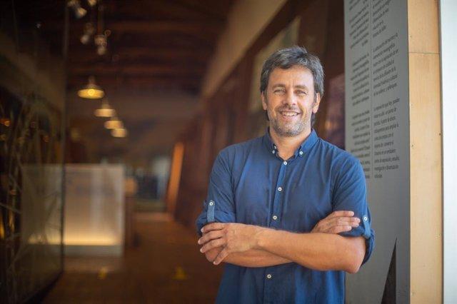 El director del Museo Marítimo de Mallorca, Albert Forés Gómez