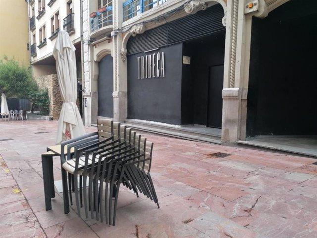 Archivo - Discoteca Tribeka, en Oviedo, ocio nocturno
