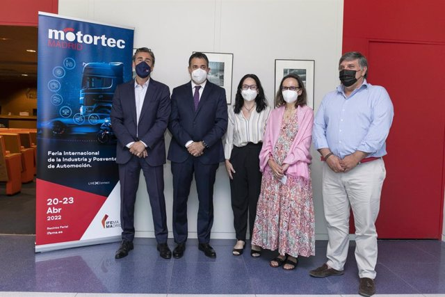 MOTORTEC MADRID 2022 volverá a reunir a la industria de la posventa de automoción