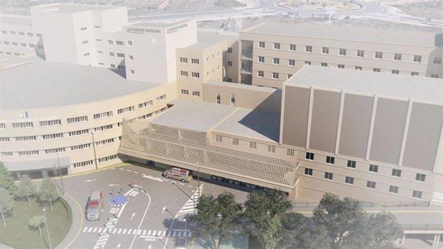 Archivo - Hospital General de Castelló
