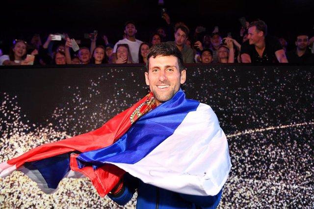 Archivo - Novak Djokovic