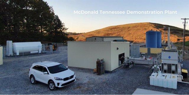 McDonald_Tennessee_Demonstration_Plant