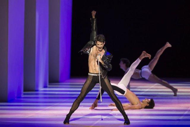 Archivo - Arxiu - El Festival de Peralada (Girona) obre amb Bejart Ballet Lausanne