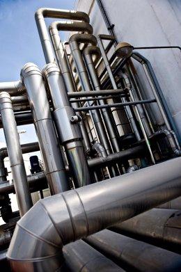 Archivo - Foto de recurso de actividad industrial.