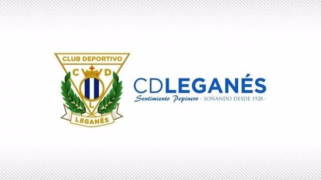 Escudo del CD Leganés