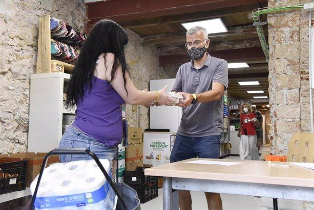 Campaña 'Ningún Hogar Sin Alimentos' de la Fundación La Caixa