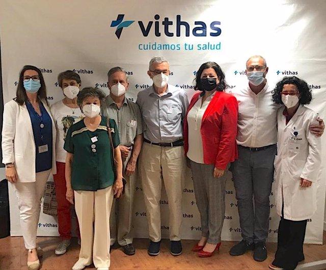 Vithas Madrid Aravaca organiza talleres con pacientes y profesionales para mejorar la calidad de los servicios de urgencias y consultas