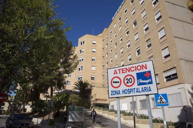 Archivo - Hospital Regional de Málaga