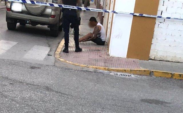 Detenciones de la Guardia Civil en Los Palacios