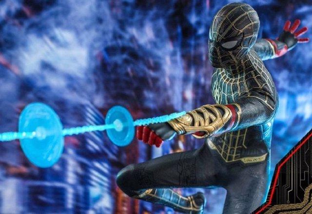 Imagen del nuevo traje de Spiderman en No Way Home