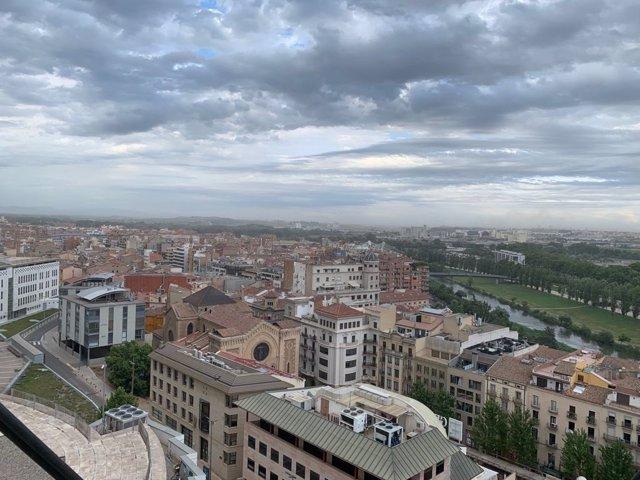 Viviendas del centro de Lleida