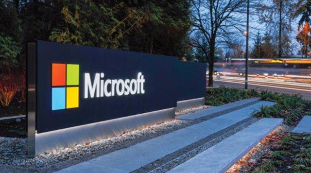 Archivo - Microsoft