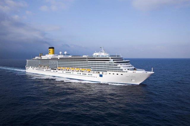 Archivo - Crucero, barco, vacaciones