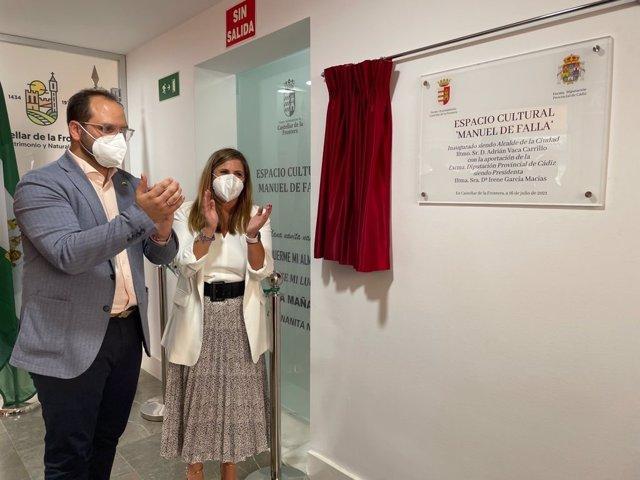 Inauguración del nuevo Espacio Cultural Manuel de Falla de Castellar