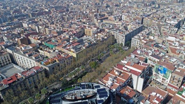 Archivo - Arxiu - Rambla del Raval de Barcelona