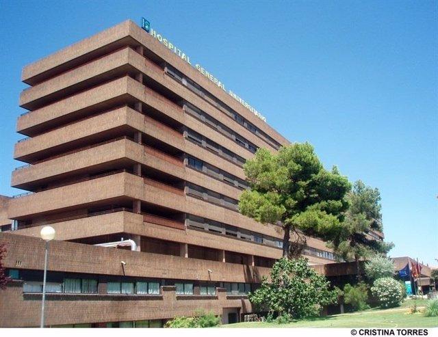 Archivo - Hospital de Albacete. Imagen de archivo.
